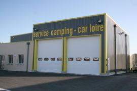 Entretien et réparation de camping-car