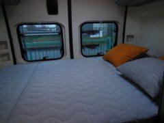 location  Adria twin 600 SPT Titan chambre