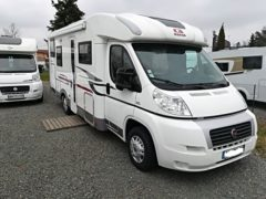 camping-car occasion adria coral 680 sp