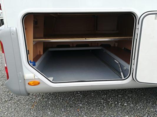camping-car occasion adria coral 680 sp