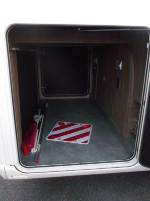 camping-car occasion le voyageur 7.2 cf