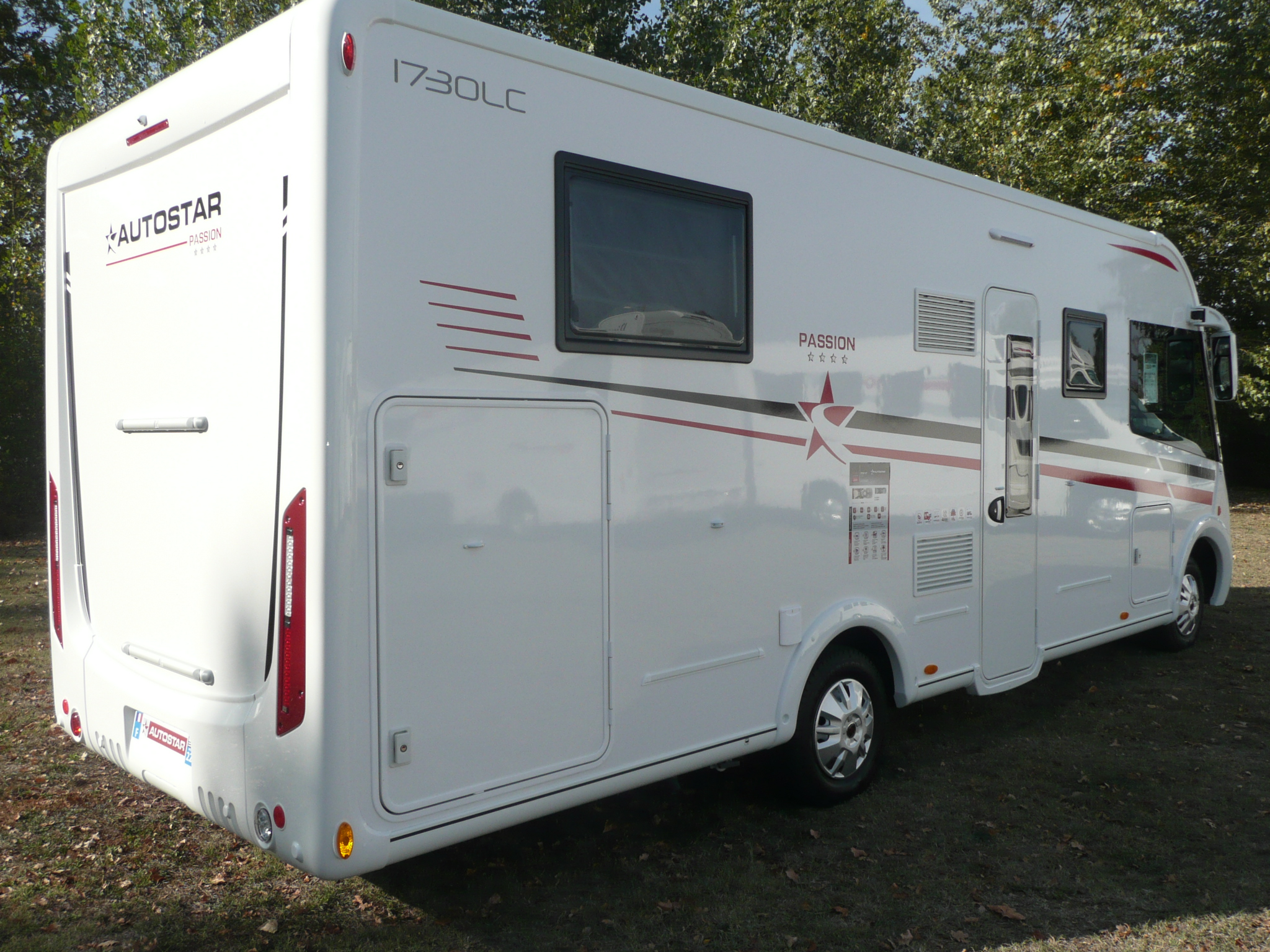 camping car neuf autostar int gral i730 lc passion sur fiat. Black Bedroom Furniture Sets. Home Design Ideas
