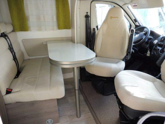 camping-car occasion bavaria t 650
