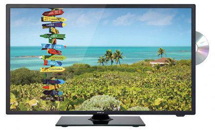 TV 19'' LED DVD référence 15935276 STANLINE