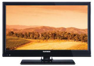 TV 24'' LED DVD + Démo référence 15939020 TELEFUNKEN