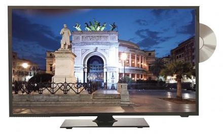 TV 24'' LED DVD référence 15937511 STANLINE