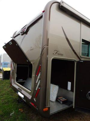 camping car occasion NOTIN Florida sur Mercedes