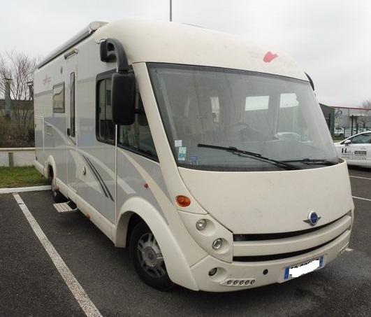 camping car occasion carthago c tourer int gral lit transversal sur fiat. Black Bedroom Furniture Sets. Home Design Ideas