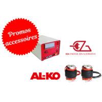 Promotion accessoire au Service Camping-car Loire
