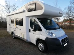 camping-car occasion benimar sport 320