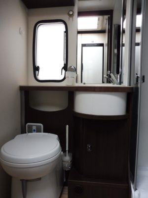 camping-car occasion benimar tessoro 442