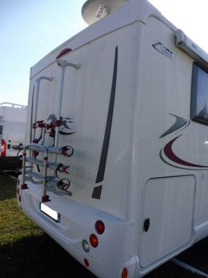 camping-car occasion rapido 691F