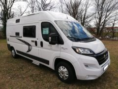fourgon occasion chausson twist v 594