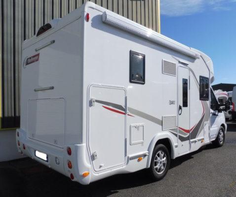 camping-car occasion challenger quartz 290
