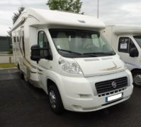 Camping-car occasion Mc Louis MC4 74