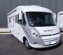 camping-car occasion fleurette discover 73 LJ